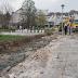 U toku radovi na uređenju platoa ispred Doma kulture Lukavac
