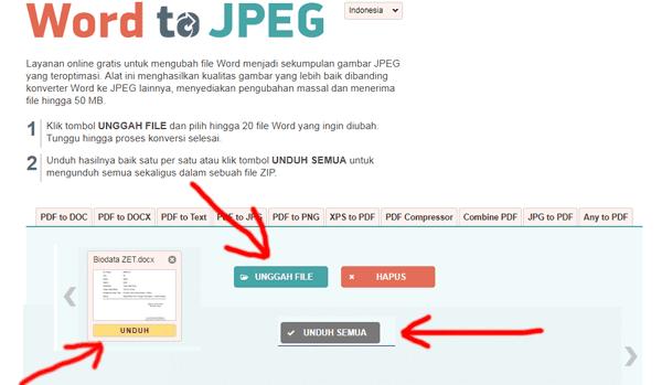 tutorial mengconvert file word docs menjadi gambar jpg jpeg