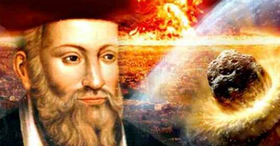 Ini Dia Ramalan Mengerikan Ditahun 2018 Nostradomus Yang Bikin Merinding