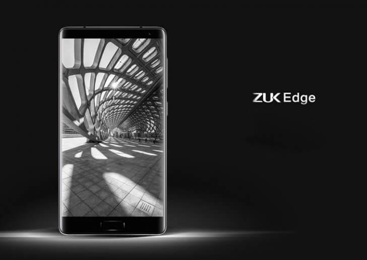 مواصفات وسعر الموبايل Lenovo ZUK Edge