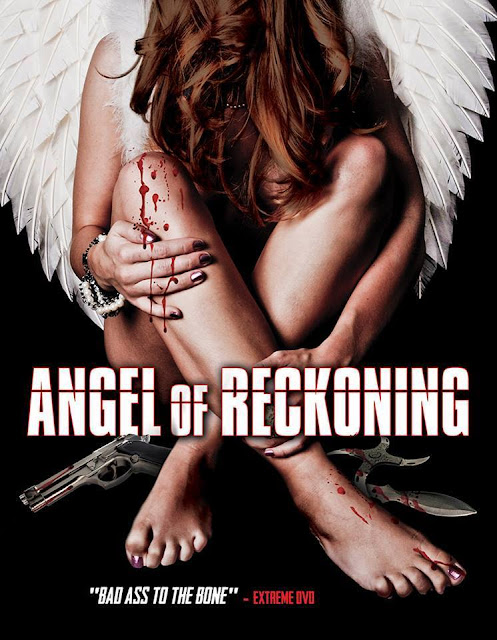 Angel of Reckoning, Poster, cyoungmedia, KillerWolf Films