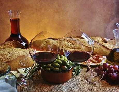 Resultado de imagem para trigo e uva
