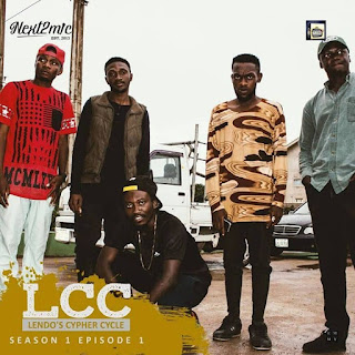 STREAM: Lendo Cypher Cycle #LCC (Episode One) Audio + Video