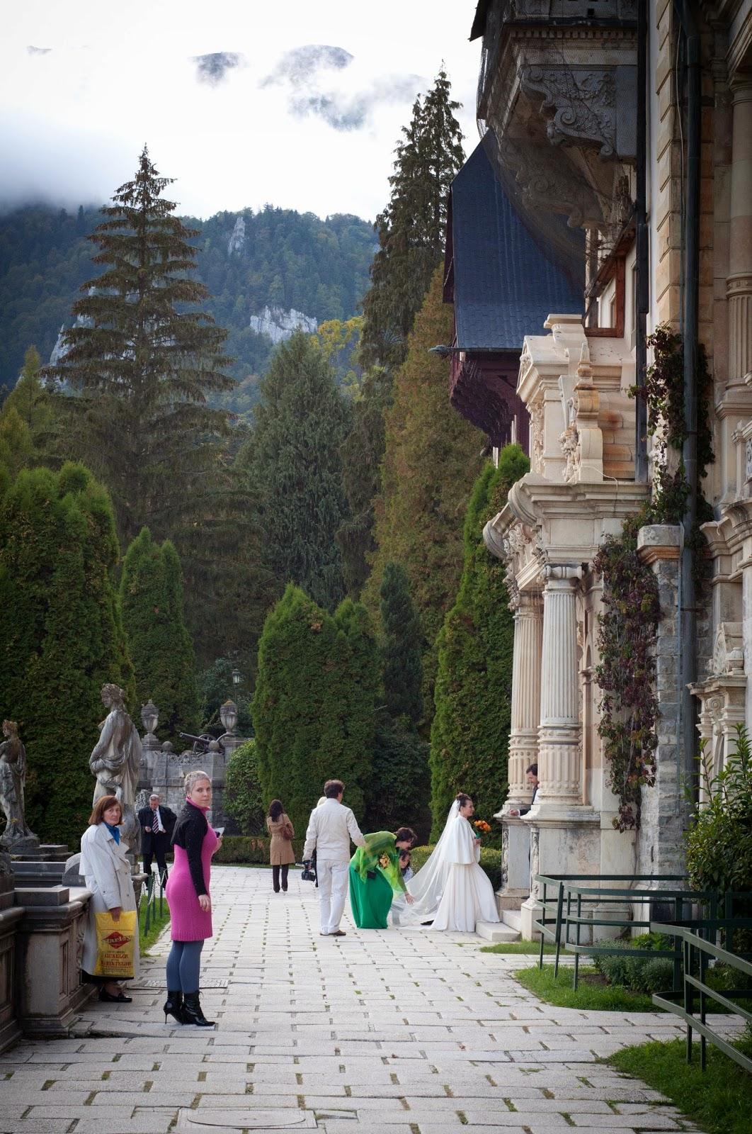 Peles Castle; Sinaia, Romania