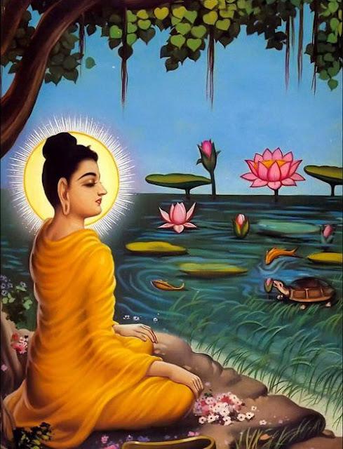 [35] Con đường Niết Bàn (I) - ĐỨC PHẬT và PHẬT PHÁP - Đạo Phật Nguyên Thủy (Đạo Bụt Nguyên Thủy)