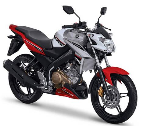 Yamaha Vixion Advance Tampil Dengan Warna dan Srtriping Baru