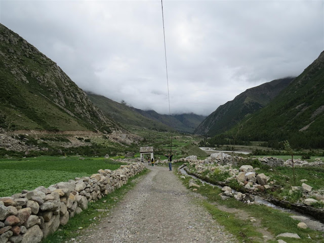 Chitkul - The last village towards Tibet