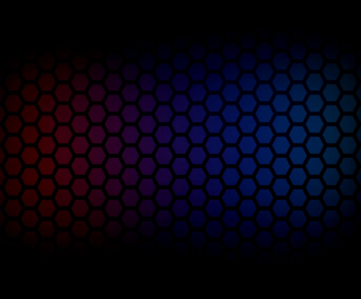 Pattern Hexagon Colorful Honeycombs Gradient HD Wallpapers