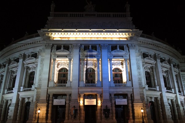 vienne nuit burgtheater