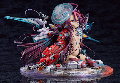 "Schwi 1/8 de ""No Game no Life Zero"" - Good Smile Company"