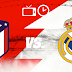 📆 Atlético de Madrid vs. Real Madrid: Horario y dónde ver TV en vivo