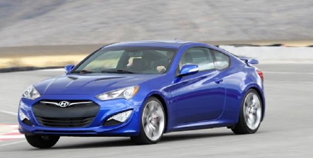 9 Mobil Sport Termurah Hyundai Genesis Coupe
