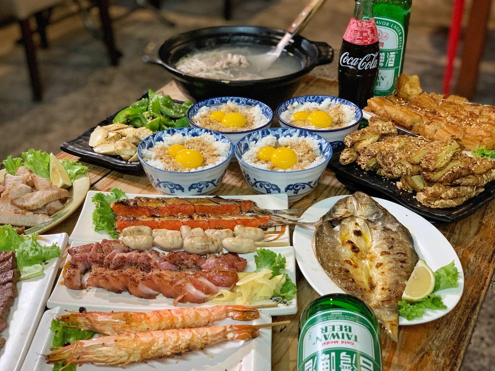 台南東區美食【府城騷烤家】餐點介紹