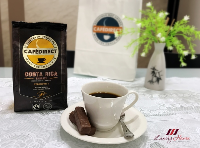 uk cafedirect tarrazu terroir roast ground coffee