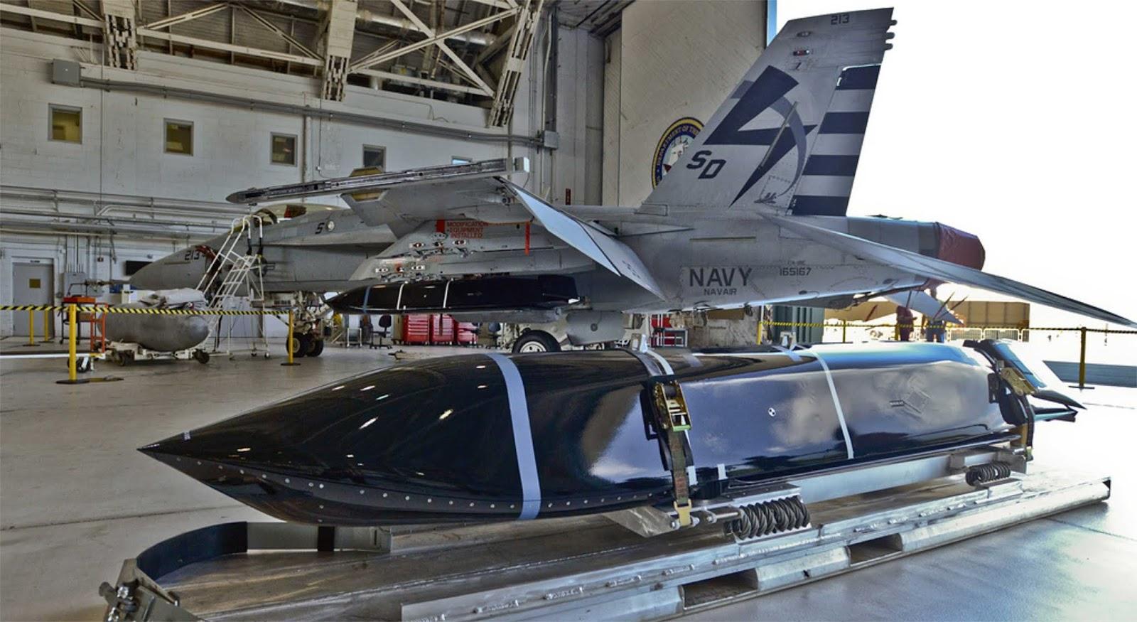 Angkatan Udara AS menerima rudal jelajah LRASM pertama