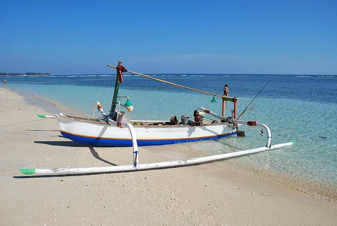 Barca de madera