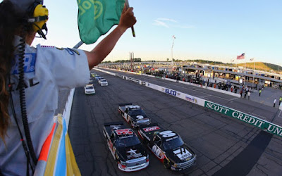 Schedule and Entry List for this Weekend at Gateway Motorsports Park