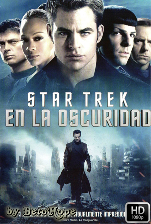 Star Trek En La Oscuridad [2013] [Latino-Ingles] HD 1080P [Google Drive] GloboTV