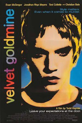 Velvet Goldmine, film