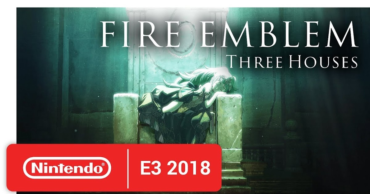 Fire Emblem Three Houses Switch N 227 O Ser 225 Localizado