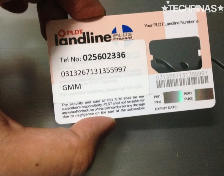 How to call landline in the philippines using cellphone