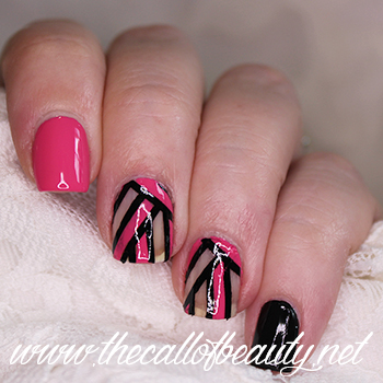 Negative Space Stripes