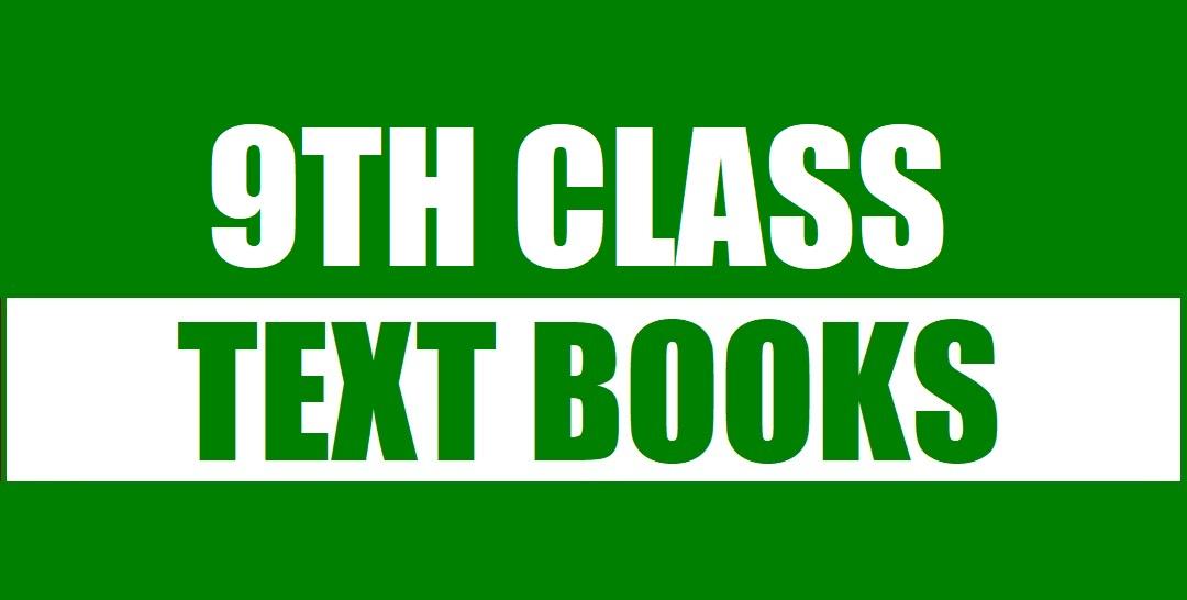 Matric Part-1 (9th Class) Text Books of All Subjects (Pdf Format) - taleem360.com