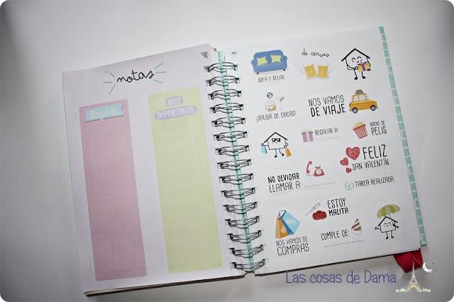 Agenda Superfunny Home papeleria