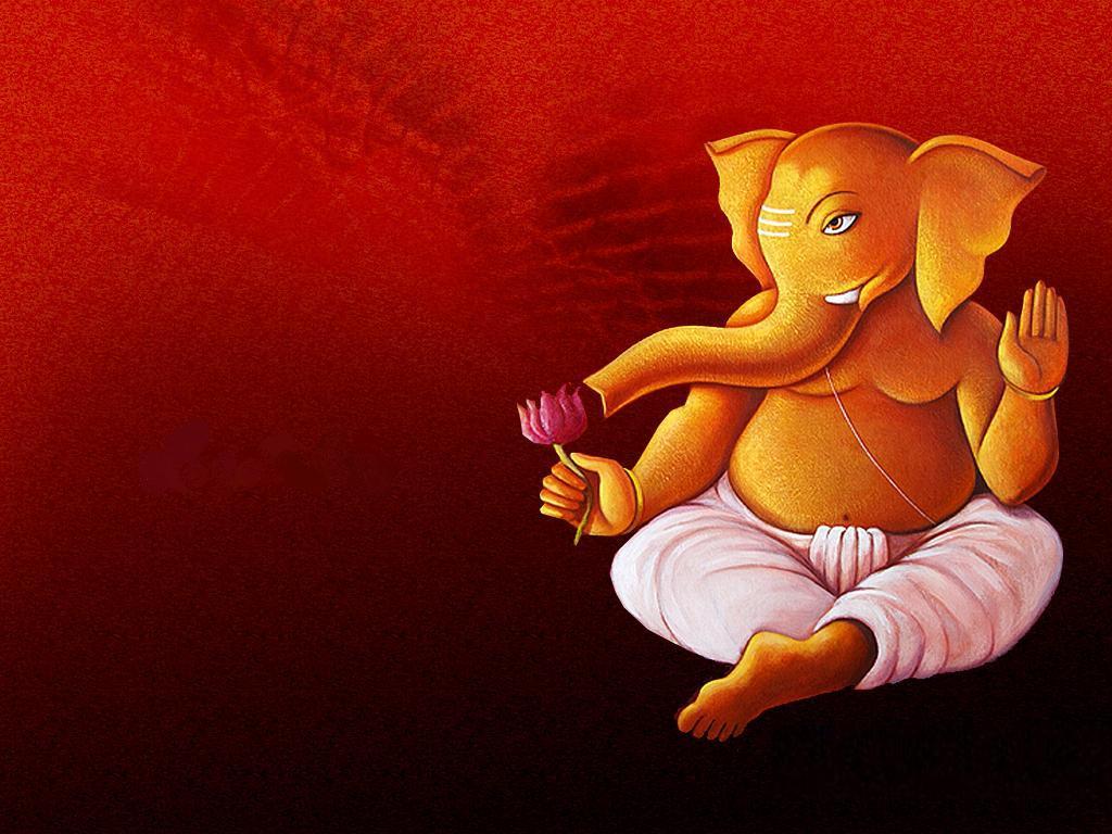 25 HD Ganesha Widescreen Wallpapers : Desktop High Quality