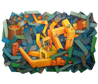 coloridas-pinturas-geometricos-diseños