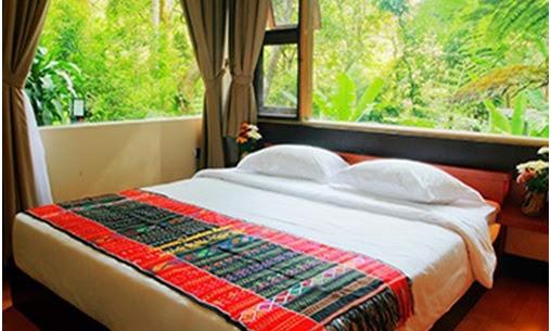 Surga Dunia di Taman Simalem Resort