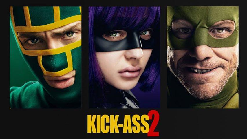 Kick-Ass 2 – New clip with Kick-Ass and Hit-Girl