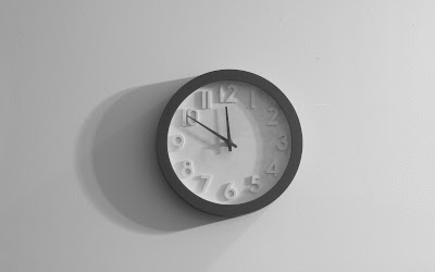 wall clock widescreen resolution hd wallpaper