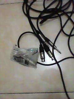 Kabel Canare dan Jack Amphenol