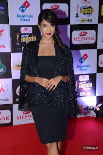 Lakshmi Manchu Stills at Mirchi Music Awards 2016