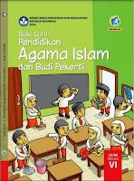 buku pai kelas 6, buku pai revisi 2018