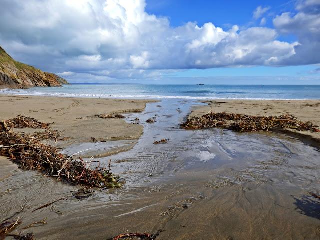 Little Perhaver Beach, Gorran Haven Cornwall