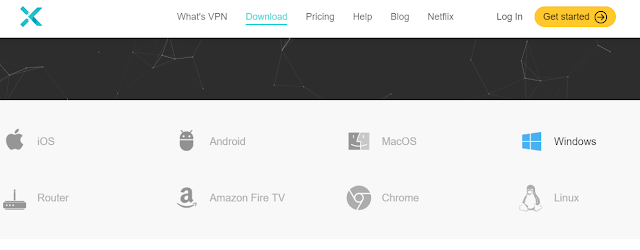 تحميل برنامح x-vpn لفتح جميع المواقع المحجوبة