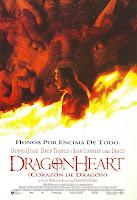 pelicula Corazón de Dragón