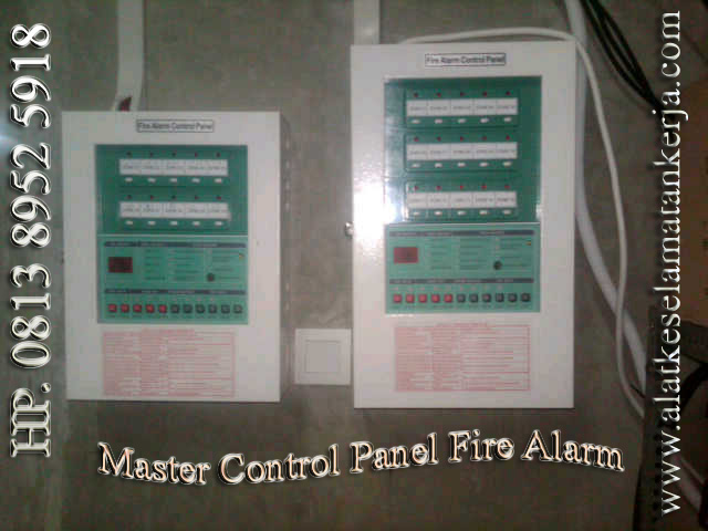 Jasa Instalasi Fire Alarm system Conventional