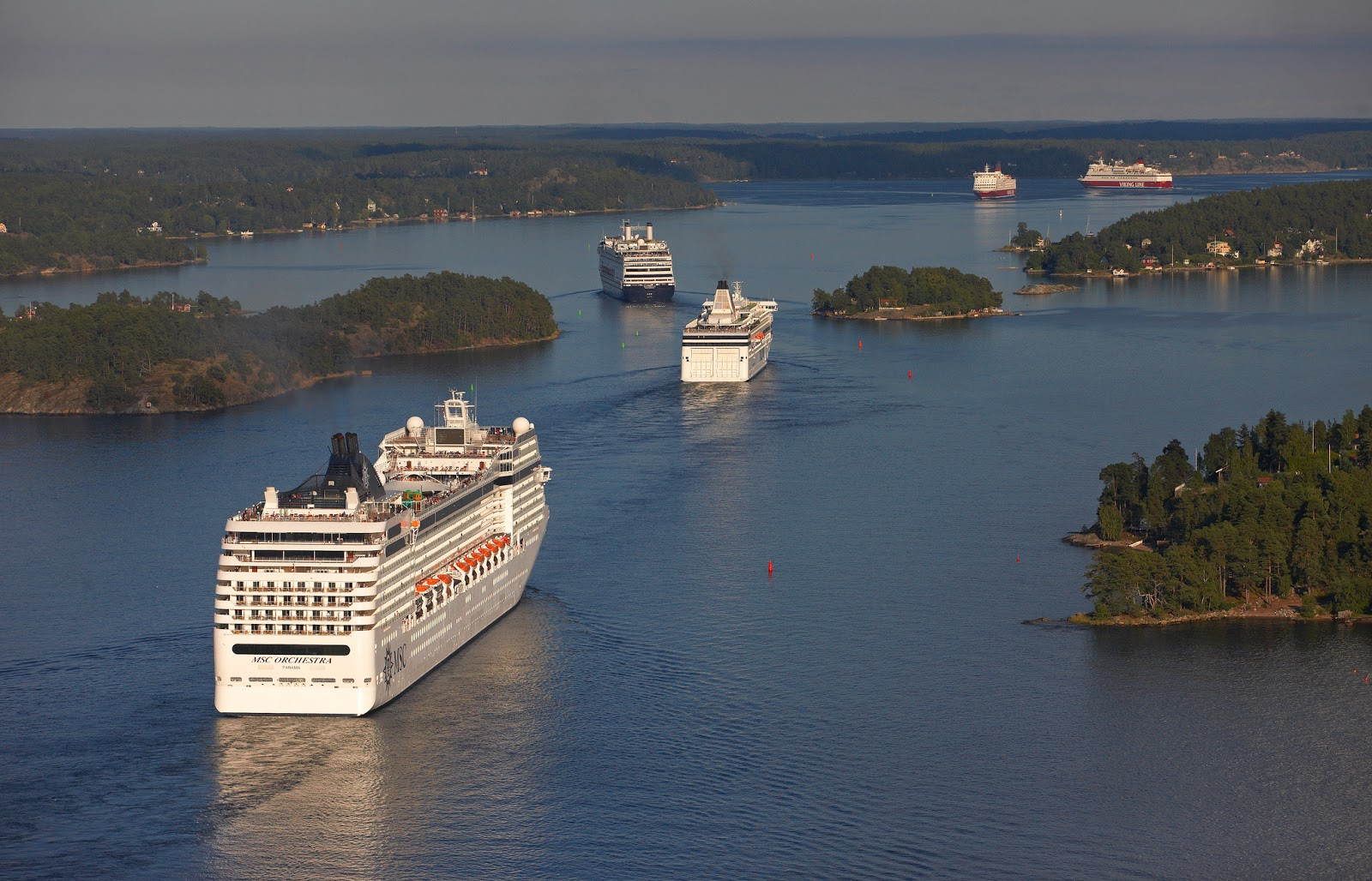 The Stockholm Tourist Stockholm Ports And Docks For Cruise Ships - Stockholm tours from cruise ships