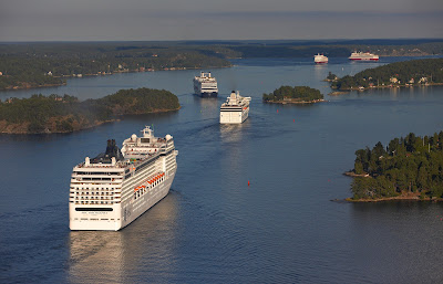Stockholm Ports and Docks for Cruise Ships