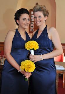 Bridesmaids wedding hair, hairstyle, wedding, wedding dress, bridal hairstyle