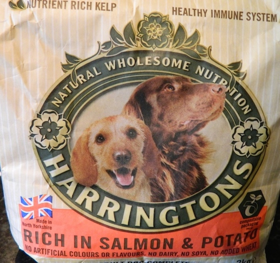 Pet Post Harringtons Dog Food Review