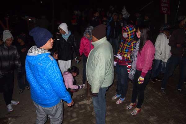 Paket Pendakian Gunung Prau