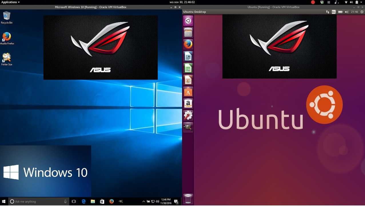 install ubuntu with windows 10 dual boot