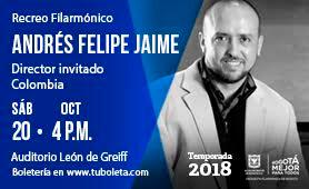 RECREO FILARMONICO 1 Filarmonica De Bogota