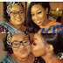 Rita Dominic shares stage picture with legendary Sola sobowale
