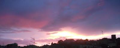 Atardecer con nubes lilas DSCF5877
