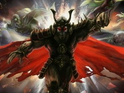 Shao Kahn - Mortal Kombat